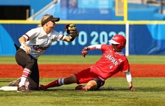 東奧》加拿大女壘爆發抗議 一度撤出球員中斷比賽
