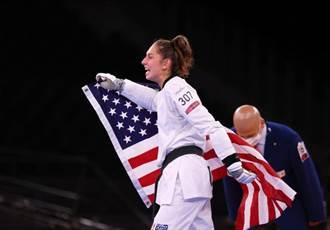 東奧》美國單日怒吞10獎牌 拜爾斯鎖定體操6金