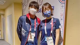東奧》楊勇緯認證「最美女隊醫」私訊爆炸 親曝兩人真實關係