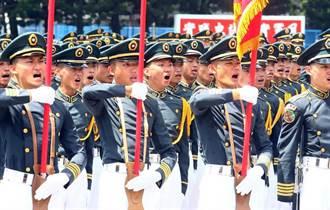 疫情降二級 軍校生明返校暑期軍事訓練