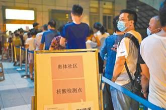 陸本土疫情上升 增40例本土病例 南京佔38例