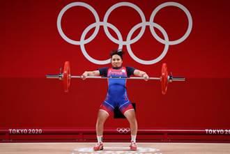 東奧》女子舉重55公斤級 江念欣B組第4無緣爭牌