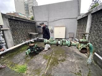管線完整 建國啤酒廠4、5號水井納歷史建築保存