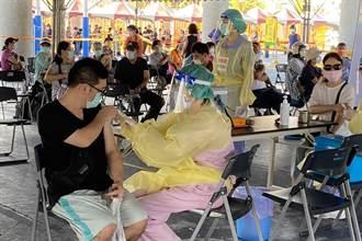 新竹縣26日「嘉玲」 國中、高中職和補習班教職員工27至30日開打疫苗