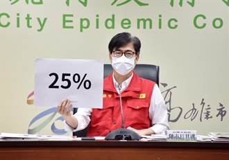 赴陸打疫苗台灣不承認?高市府:目前合格僅3支