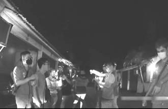警察臨檢會通知嗎? 6男女摩鐵群聚開毒趴要櫃檯把風 全栽了
