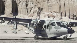 美國特種部隊 MC-145B土狼特戰飛機 降落僅需156公尺