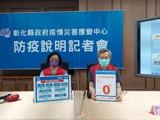 彰縣公私立高中職教職員等不到疫苗 王惠美回應了