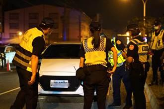 工業區道路當賽道 警方開45罰單嚇阻車聚飆車