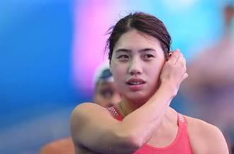 東奧》張雨霏拿下100公尺蝶泳銀牌 超高顏值成陸泳壇新偶像