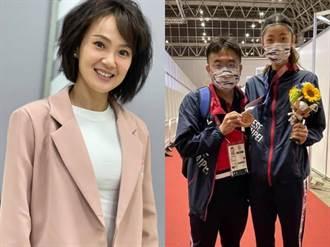 獨/黃雨欣「為國捐夫」值得了!羅嘉翎「師母」曝差點耽誤奧運奪牌選手