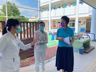 幼兒園暖提供醫護人員托育服務 北港媽祖醫院協助清消迎復課