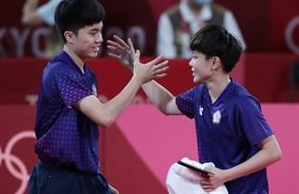東奧》和林昀儒合作只是開始 鄭怡靜:還要打好幾屆