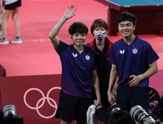 中華奧運代表團屢傳佳音 蔡英文:加油、拚就對了