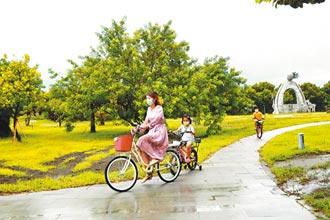 屏東鵬村溼地單車遊 自然生態留客