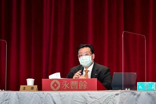 (永豐實股東會由董事長何奕達主持,他表示,未來正式上市掛牌後,在產品研發、人才培育與社會企業責任上持續精進努力。圖/永豐實提供)