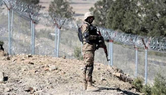 巴基斯坦的邊境守軍。(圖/巴基斯坦陸軍)