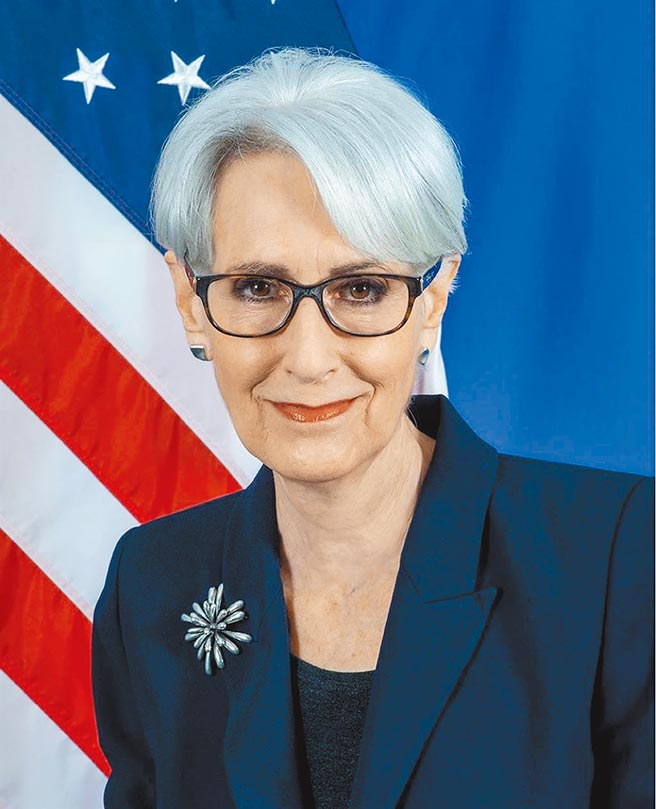美國常務副國卿雪蔓昨展開一連兩天訪中行,這也標誌拉開美國新一波「天下圍中」的序幕。(摘自美國國務院)