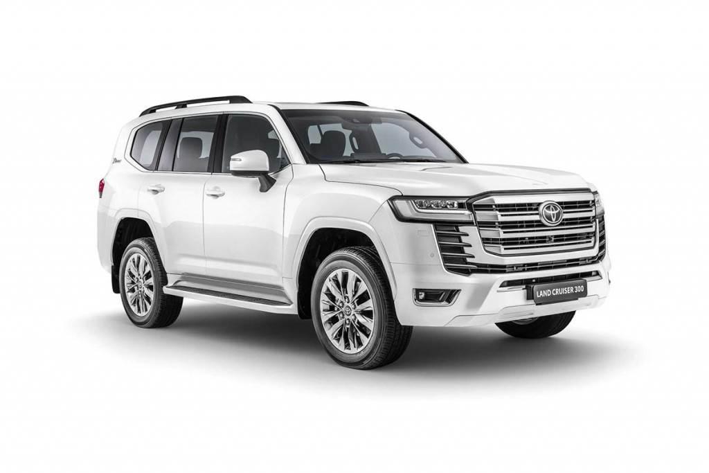 防止轉售獲利與出口「衝突地區」造成形象受損,Toyota Land Cruiser 300 車系日規暫停接單!