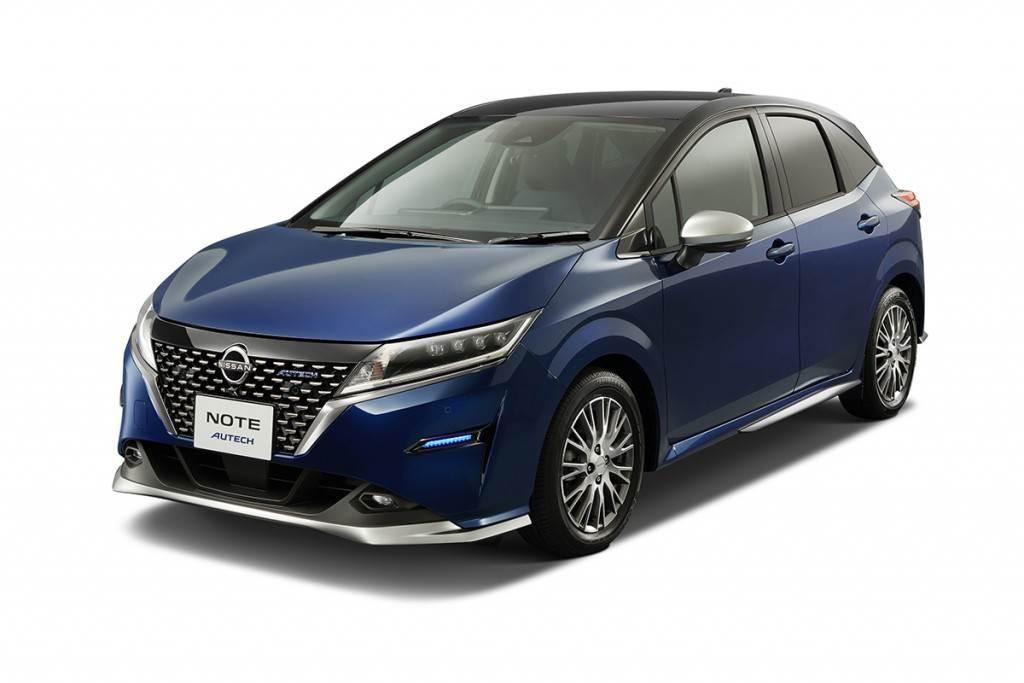 強化操控性能、加速比 GR YARIS 快!Nissan Note AURA Nismo 將與標準版同步上市!