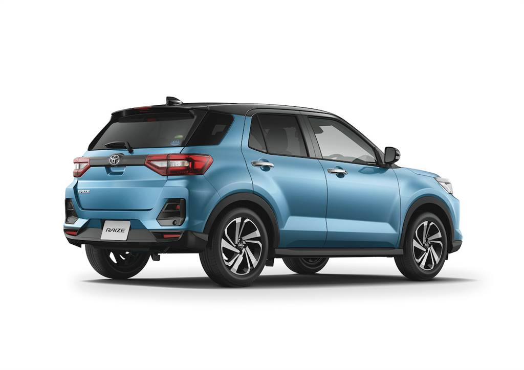 DNGA 平台獨自的「電動化」架構,Daihatsu Rocky/Toyota Raize 將搭載 e-SMART Hybrid 系統!