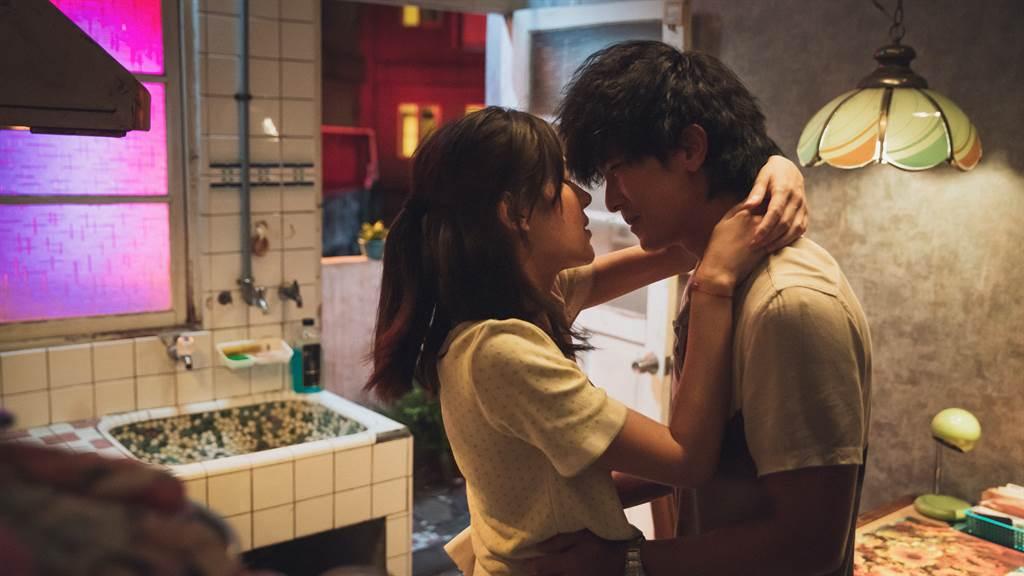 台灣電影《當男人戀愛時》劇照。(金盞花大影業提供/黃慧雯台北傳真)