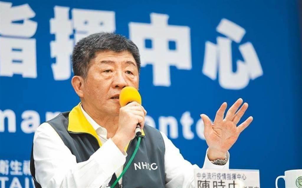 衛福部長 陳時中。(圖/本報資料照)