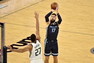 NBA》沃神開第一槍 灰熊送瓦蘭丘納斯到鵜鶘