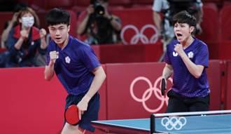 東奧》馬不停蹄!林昀儒桌球男單退瑞典闖進16強