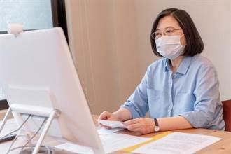 蔡英文昨上網登記打高端疫苗 賴清德將打聯亞