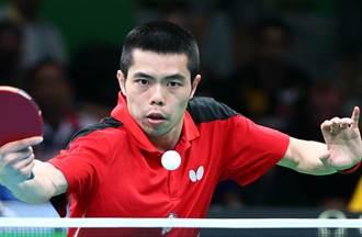 莊智淵二連勝發文「兒子要記得爸爸打桌球的樣子」 上萬網友淚崩