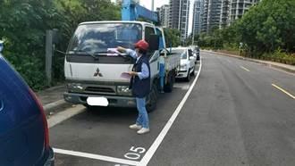 淡水、林口、板橋、汐止370車格 8月2日開始收費