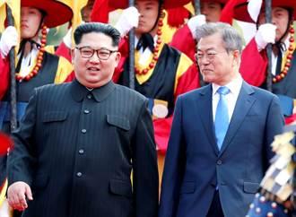 金正恩文在寅親自出馬 南北韓睽違413天重啟熱線