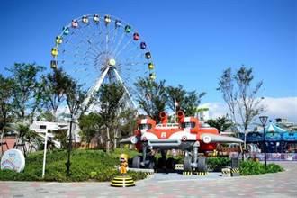 兒童新樂園8月1日開放 下午2時開放預約、每日限額1600人