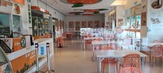 餐廳有條件內用 玉井老街芒果冰店部分開放
