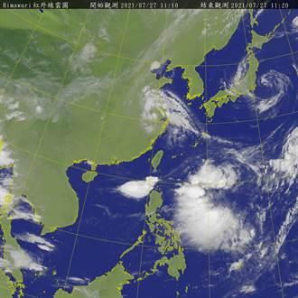 北部東部今留意極端高溫 周六起全台有雨