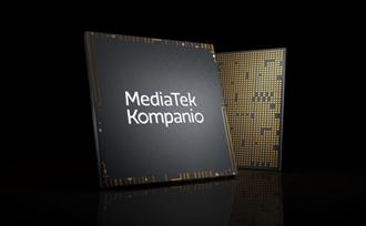 搶攻平板與Chromebook市場 聯發科發表全新迅鯤1300T晶片