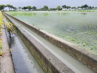 雲林農田用水量大 縣府推「藏水於農」抗地下水層下降