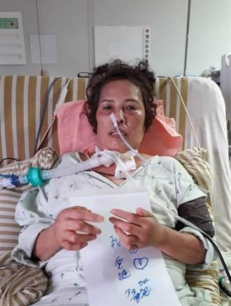 67歲阿姨確診插管「怕回不了家」 護理師不捨淚崩