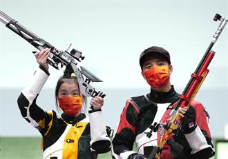 東奧》中國第九金 楊倩/楊皓然10米氣步槍混合團體奪金