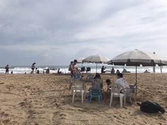 墾丁各沙灘人數管制出爐 南灣、白砂要玩水上活動還要再等等