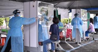 花蓮補教業者無疫苗可打 縣府提供免費快篩