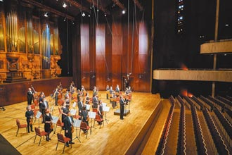 兩廳院解封 首場交響音樂會周末登場