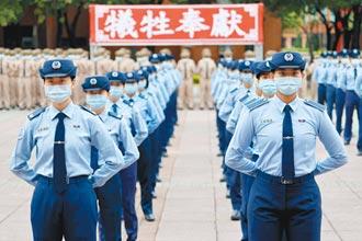 國軍接種覆蓋率逾5成 軍校生暑訓開始
