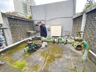 建國啤酒廠4、5號水井 登錄歷史建築