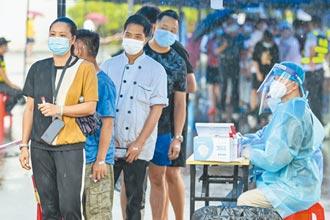 南京疫情升溫 傳播鏈感染近百人
