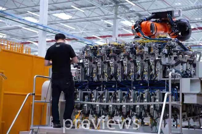 敏能是生產製造電動車電池盒工廠