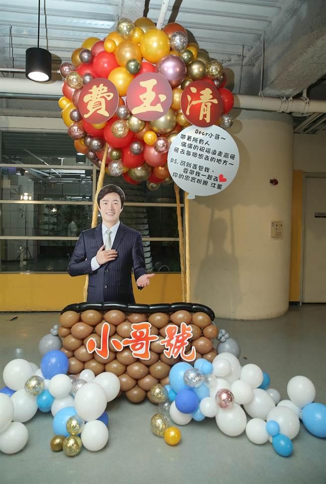 江蕙在費玉清告別演唱會時,送上了「小哥號」。(中時資料照片)