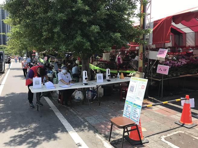 防疫不能輕忽,台南市政府農業局將不定期稽查農業休閒場域。(台南市政府提供/張毓翎台南傳真)