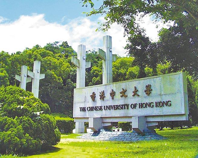 香港中文大學。(取自網路)